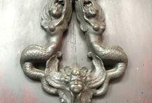 Poignées de portes italiennes