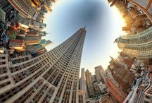 Awesome Fisheye Shots / by Spencer Handley
