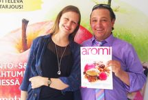 Cooking Classes Helsinki at Aromi Magazine