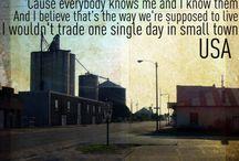 Small Town Memories