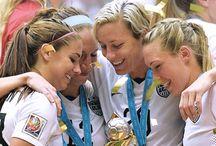 Sport football girls