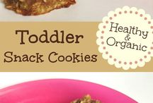 Toddler foods