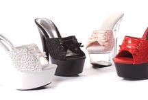 6 Inch Sandals & Pumps