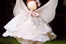angeli fatine