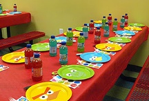 Angry Birds Party / by Tiffany Dixon