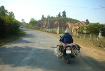 Somewhere in South East Asia / A collection of random, but great, pictures taken while backpacking SEA...