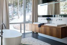 Chalet d'hiver / Voyez nos plus beaux chalets d'hiver.