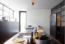 Kuchnia wnetrza / Wnętrze kuchni