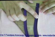 видео-технология шитья