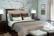 bedrooms / by Ronnie Davis