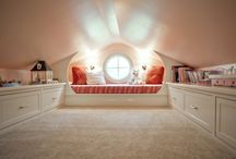 The Attic  / by Neill Anne Smith-Richter