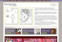 Anel Ávila / Nueva versión del sitio de una gran artista plástica, Anel Ávila (http://www.anelavila.com/), a quien conocemos desde el proyecto del 2005 mexicocity.cowparade.com.