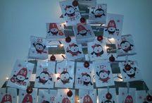 Jul pyssel / Jul inspiration och pyssel för stora och små