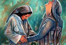 Maria en Elisabeth