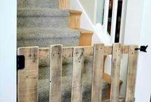 merdiven kapısı