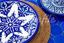 Colored ceramic