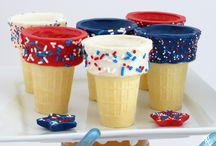 Memorial Day Party Ideas / Memorial Day Party Ideas, recipes, DIY projects