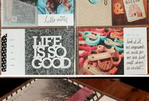 Project Life Page Inspiration...