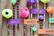 Halloween ideas for the kids  / by Amy Olson