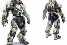 Sci-Fi-Characters
