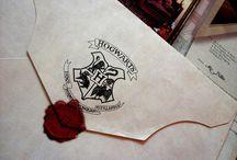 My Life At Hogwarts  / by Sarah Dow