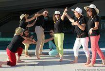 L'équipe d'Hermitage Tournonais Tourisme