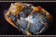 Dendritic Agate / Dendritic Agate-Opal