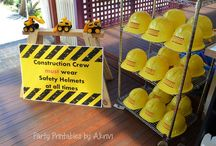 Construction party / by Nicky Ray