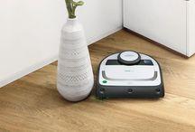 Smarte Haushaltsgeräte / Inspirationen, Produkte & Systeme für smarte Haushaltsgeräte im Connected Home!