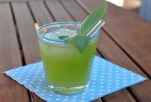 Limonade und Co. / Leckere Limonaden und Eistees