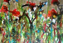 Flowers / Beautiful and Original Works of Fine Art and Craft celebrating flowers