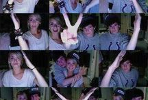 Couple pic ideas  / by Nicole R