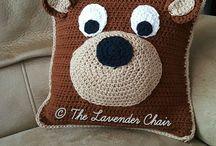 Crochet - Pillows & Cushions