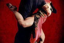 Circus/Superhero Tango Flier Inspiration  / by Nicole Mosher