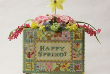 Our Needlepoint Projects