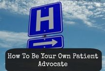 Patient Advocacy / Sometimes it's best to be your own advocate. Other times, it helps to have someone with you.  #chronicillness #invisibleillness #undiagnosedillness #undiagnosedwarrior