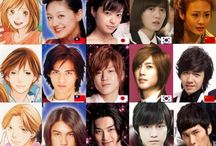 ... and now Doramas / you can find some pictures of Korean and Japanese Doramas, for musicians go to: K-pop; J-pop ...