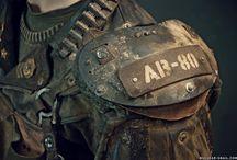 Shoulder armor BBR