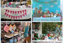 craft show displays and ideas