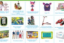 2012 Holiday HOT Toy List / by Wheel n Deal Mama