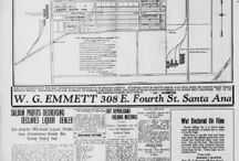 Family History Santa Ana, California