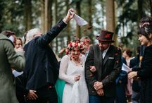 Woodland Wedding in the New Forest