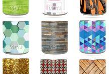 Tumbler Skins / The best skin designs for all the best brands! YETI, RTIC, Ozark Trail, Members Mark, Engel, Orca Chaser, SIC, Pelican, IBEX, and BottleKeeper