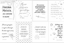 plakaty i  typografie