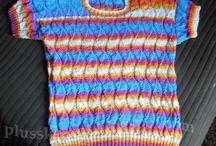 Saját kötéseim (own knitting)