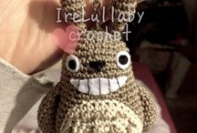 Mie creazioni all'uncinetto / My crochet creations!!