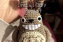 Mie creazioni all'uncinetto / My crochet creations!!