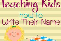 Pre-K Reading and Writing