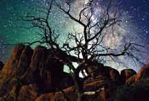 Colorfull Stars & Galaxies