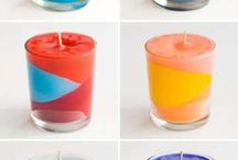dying candles